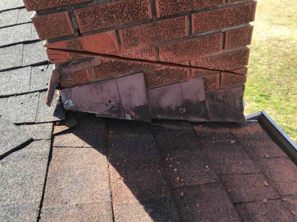 Roof flashing 1