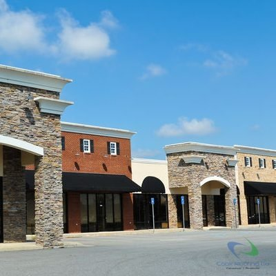 Commercial roof repair 1