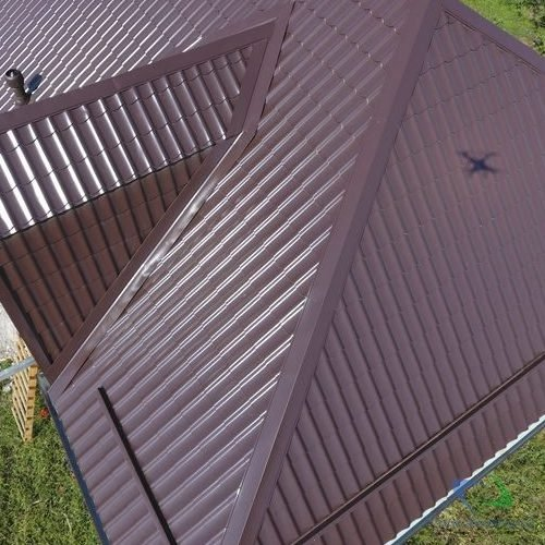 Corrugated metal roofs 1
