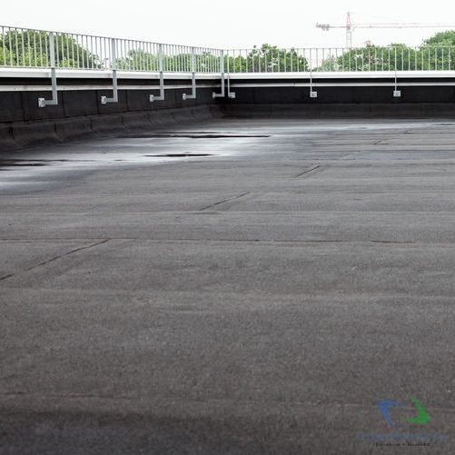 Vulcanized Rubber Roofing 2