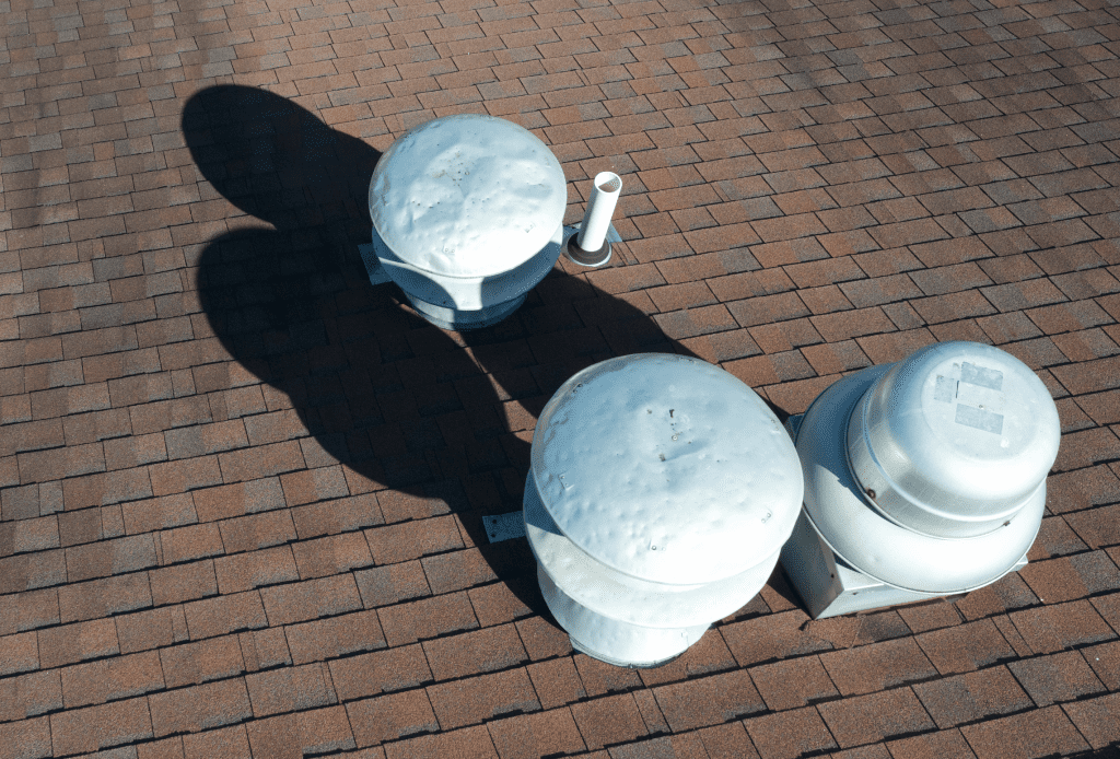 Roof hail damage repair 2