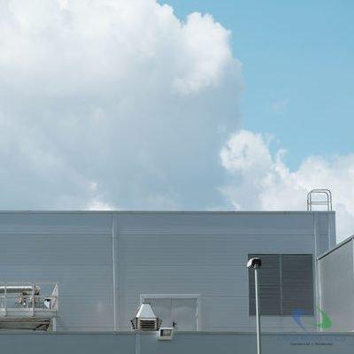 Industrial Roof Coatings 2