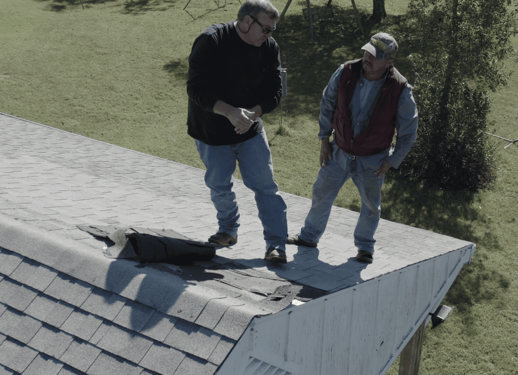 Roof inspections 1