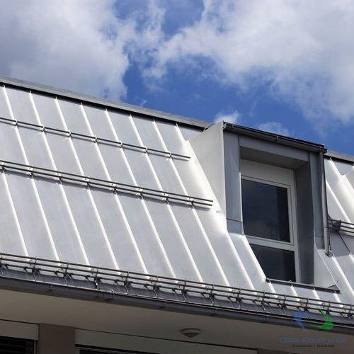 Mechanical Lock Metal Roof 2