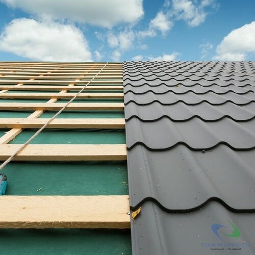 Tile roof installation in metz (township), missouri 2