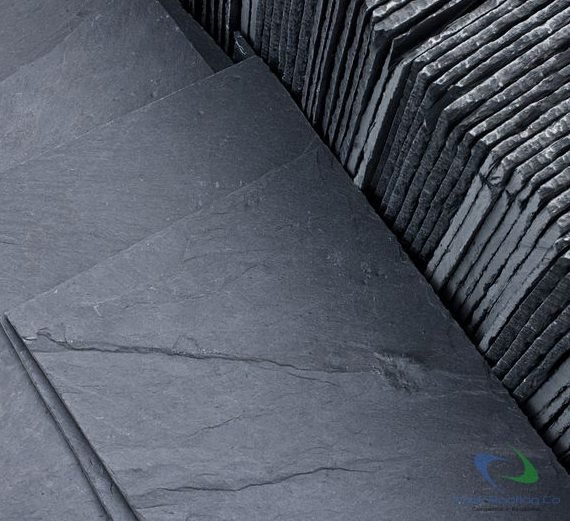 Synthetic slate roofing 1
