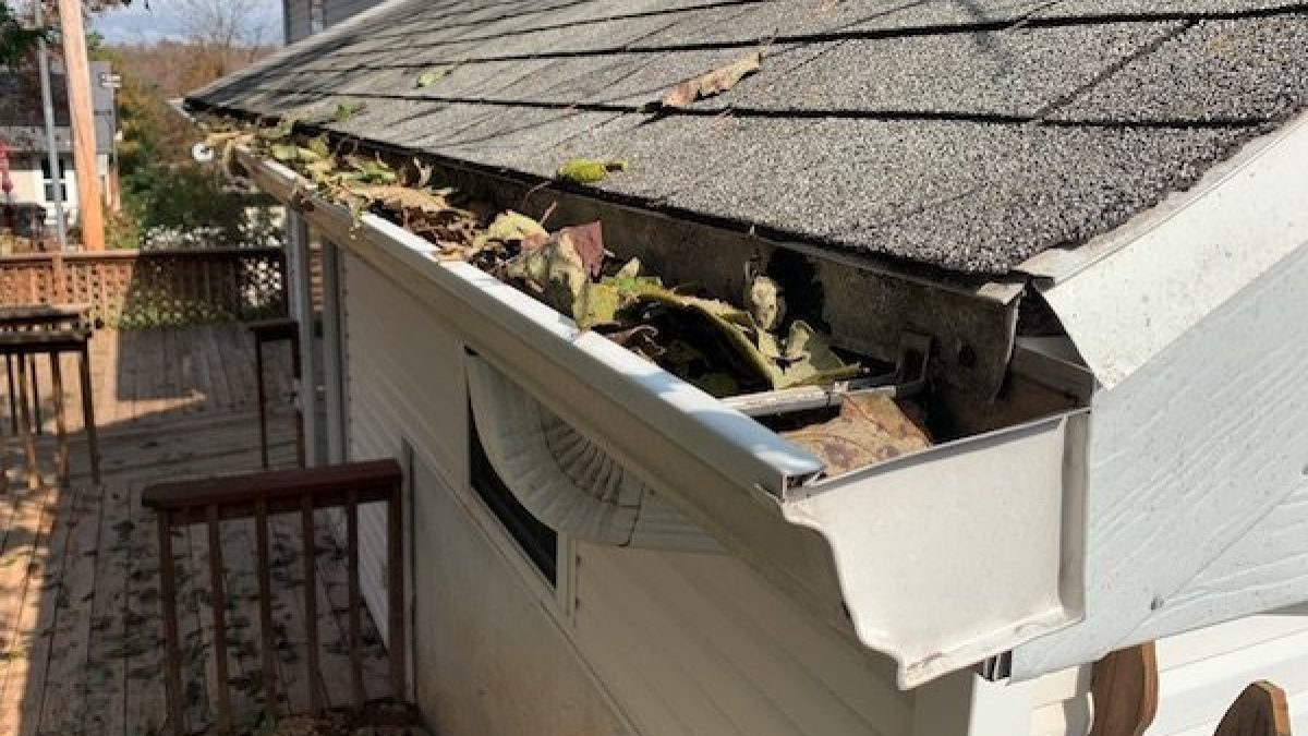 Gutter Install And Repair In Springfield And Branson Cook Roofing Co