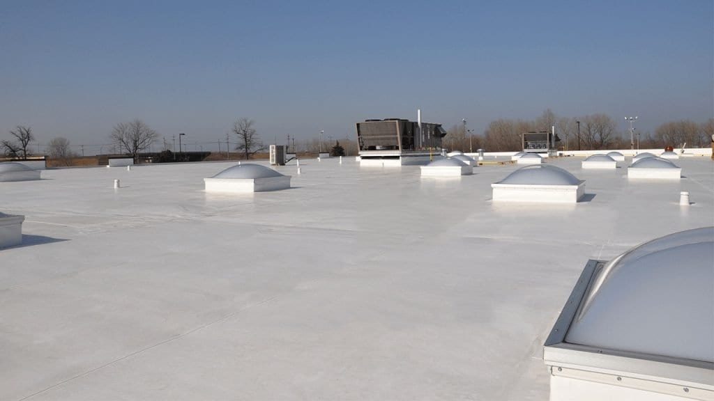 Flat Roof Installation in Lake Waukomis, MO (8739)