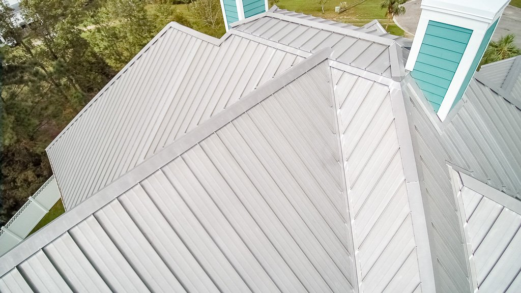 Metal roof in oak grove village, mo (5231)