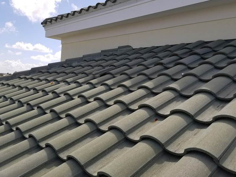 Tile Roof Installation in Kirbyville, MO (6680)