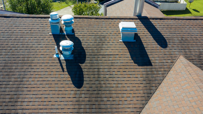 Hail damage roof repair | cook roofing company in weinert, texas 5