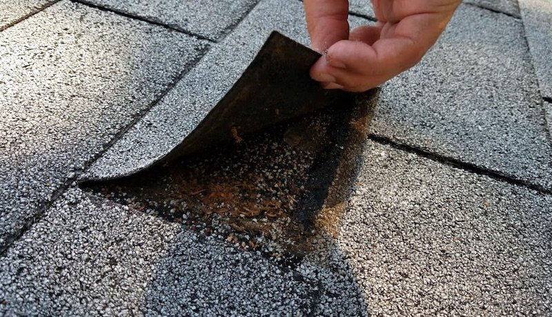 Roof Leak Repair 2