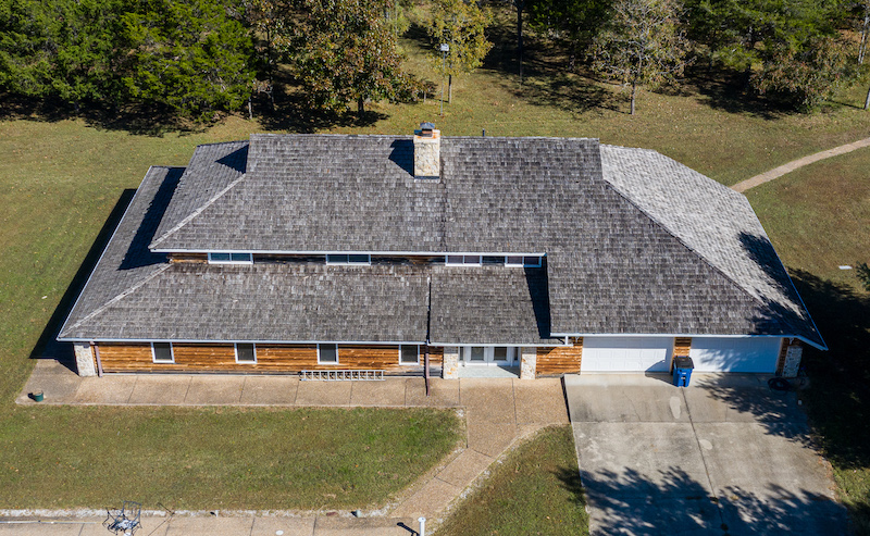 Shingle roof types, installation, and repair 14