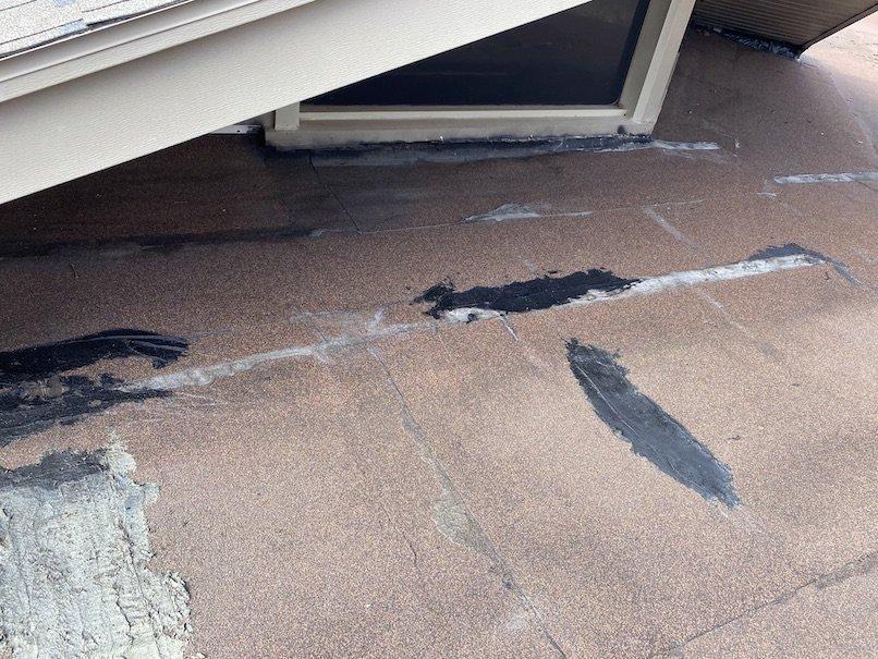 Residential Flat Roof Repair 8