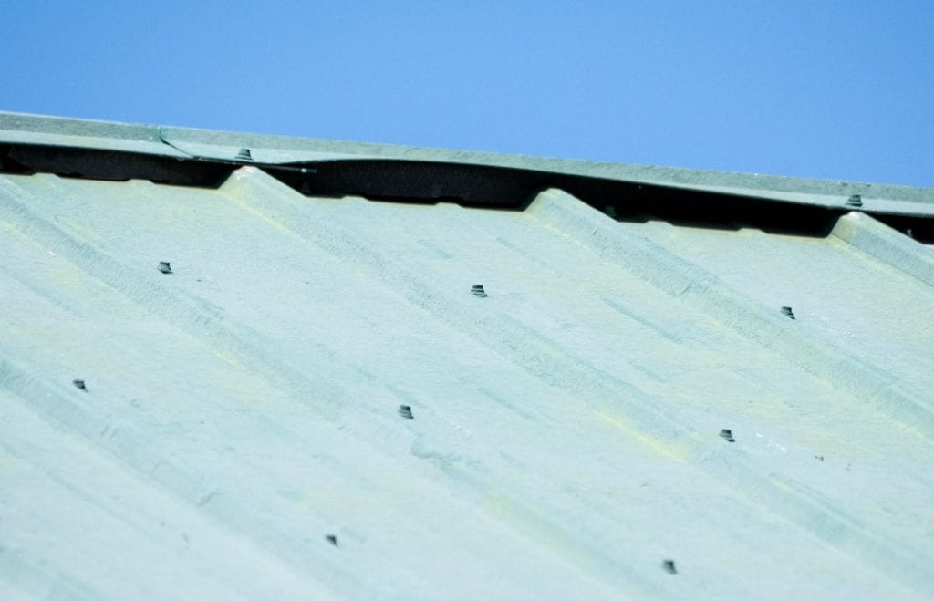 Metal roof repair in foristell, mo (8232)