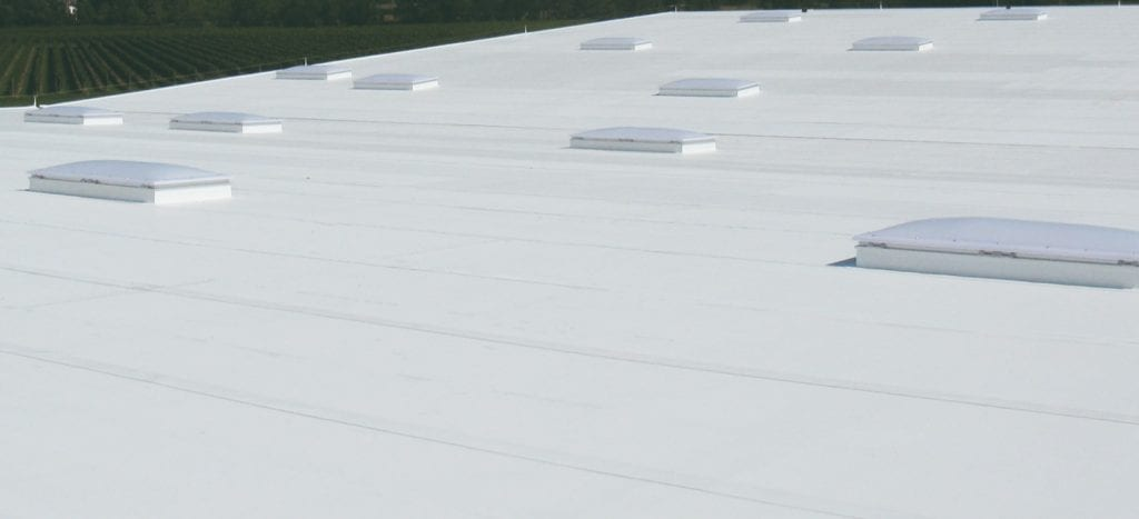 Tpo roofing in wickett, tx (6158)