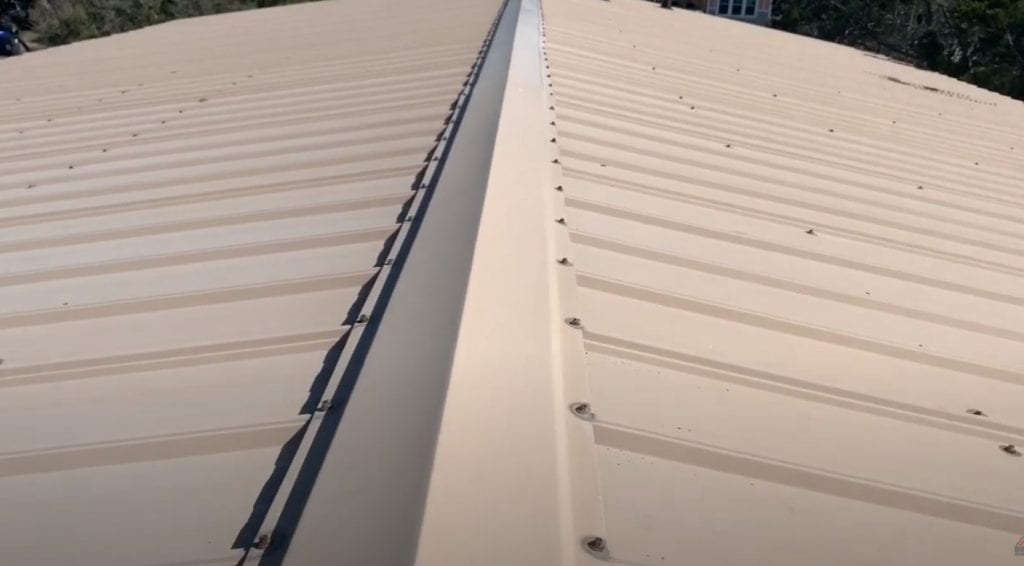 Metal roof repair in amarillo, tx (5022)