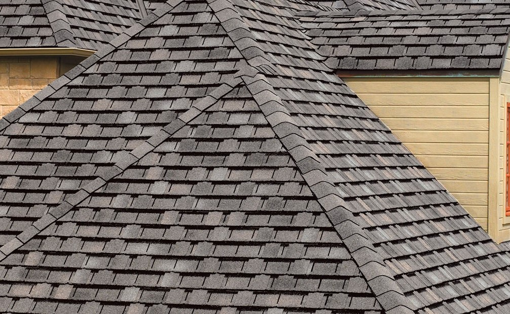 Architectural shingles in wickett, tx (556)