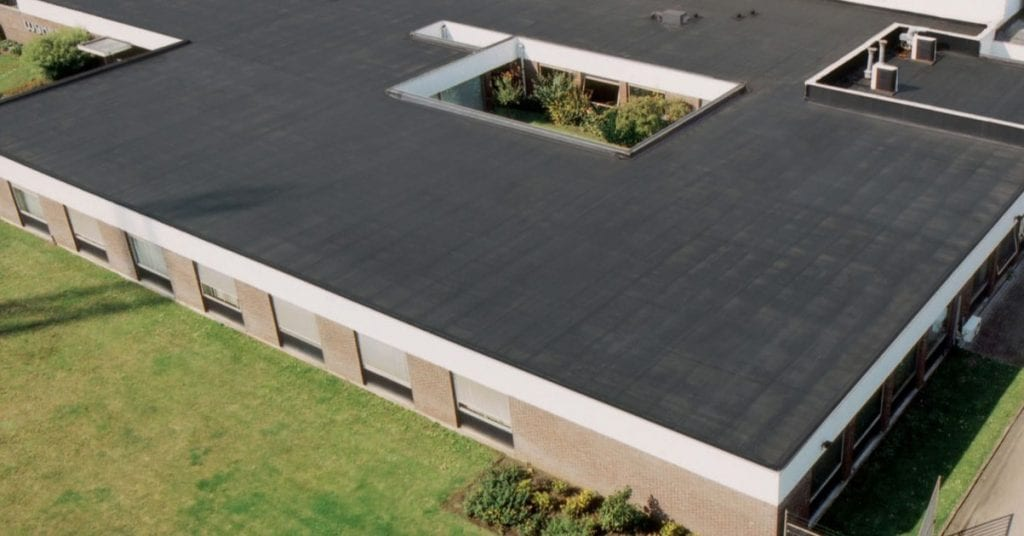 Epdm roof in la pryor, tx (3021)
