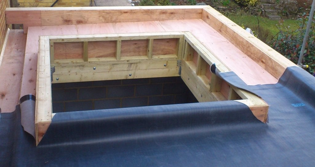 Epdm roof in redford, tx (3384)