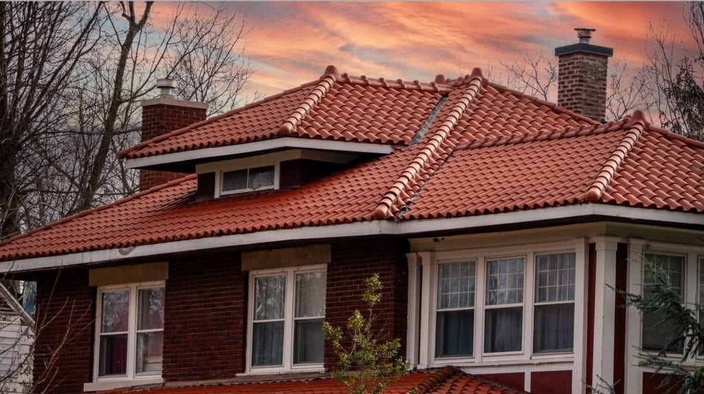 Tile Roof Installation in Sarcoxie, MO (5385)