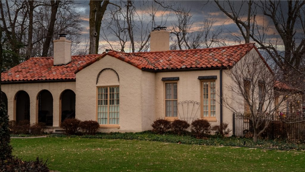 Tile Roof Installation in La Russell, MO (3591)